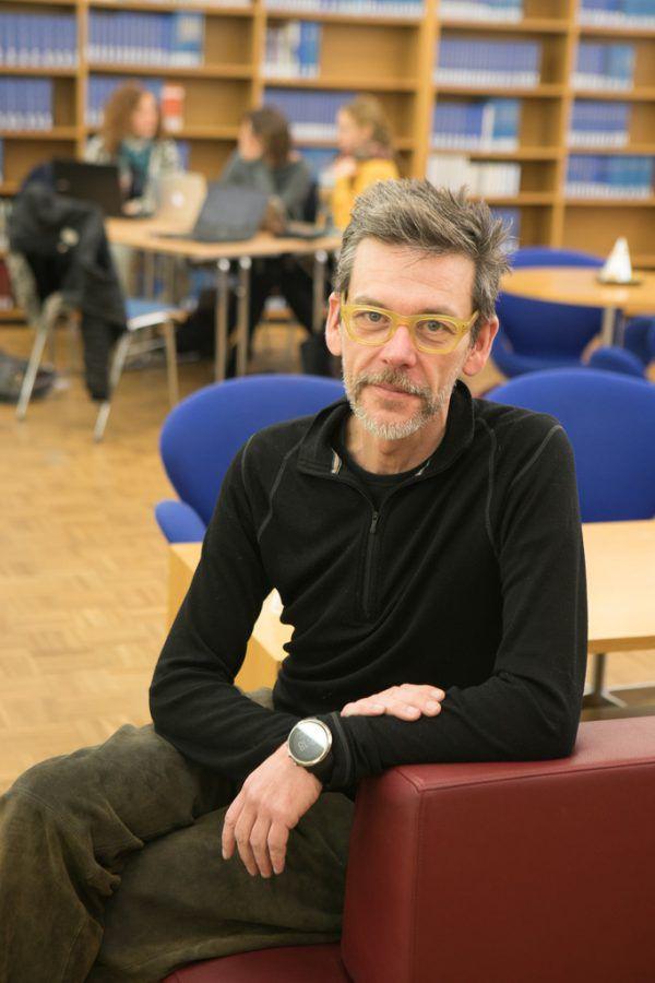 Baut einen neuen Wirtschaftsstudienlehrgang an der FH auf: der Japanologe und Ökonom Sierk Horn.Klaus Hartinger (4)