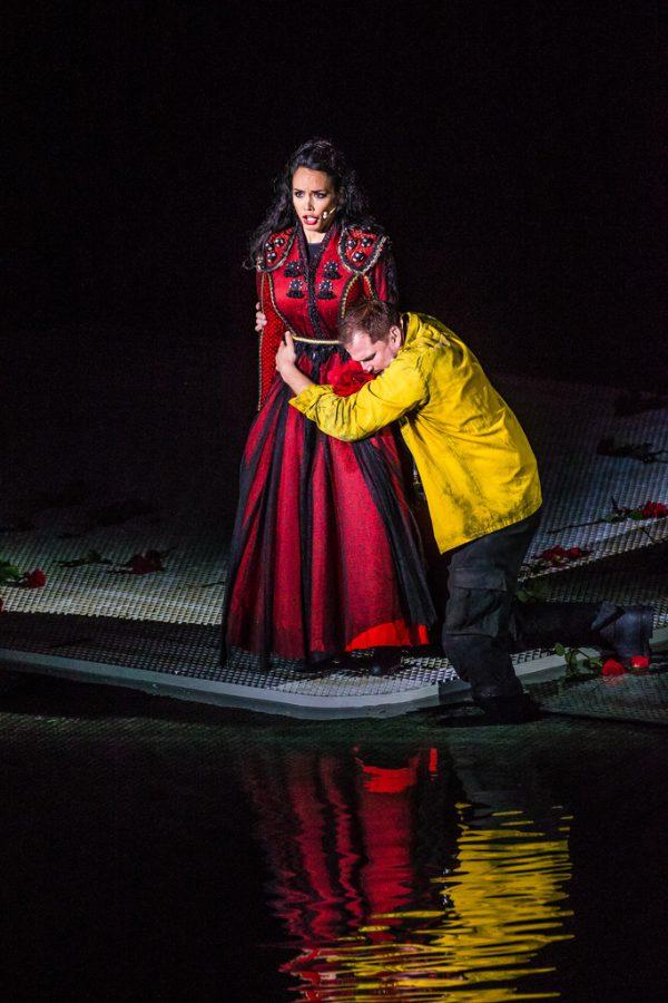 """""""Carmen"""" wird 2018 29 Mal aufgeführt.Philipp Steurer"""