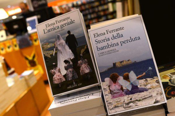 """Die Identität von """"Elena Ferrante"""" ist weiter ungeklärt.APA/AFP/GABRIEL BOUYS"""