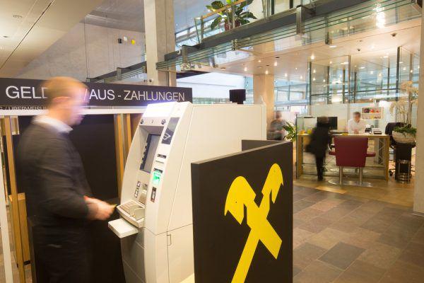 Das Geschäft der Vorarlberger Raiffeisenbanken läuft derzeit gut.Klaus Hartinger/Archiv