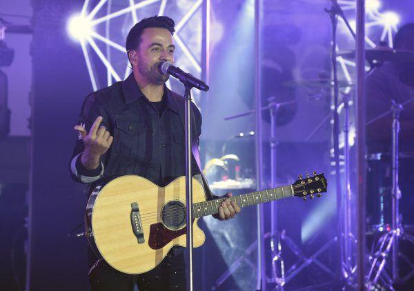 Luis Fonsi bei den Latin Grammy Acoustic Sessions in Mexico City am vergangenen Mittwoch. APA/AFP/ALFREDO ESTRELLA