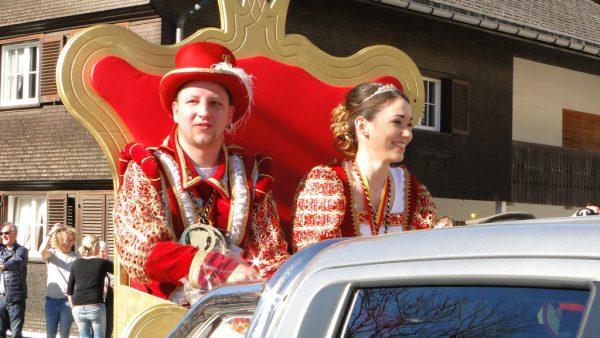 Prinz Lukas I. und Prinzessin Margot I.Privat/Klaus Hartinger (1)