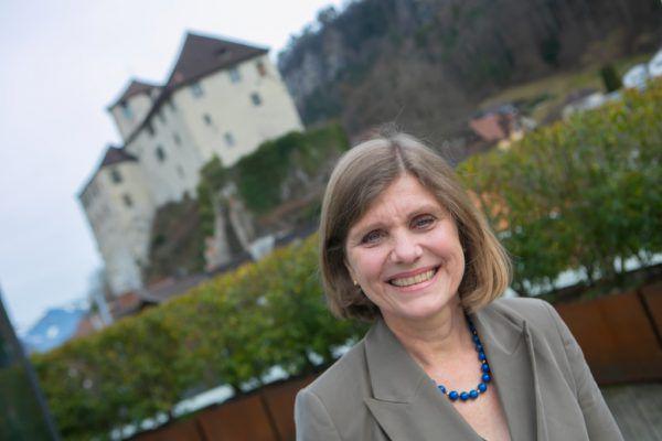 Schöbi-Fink übernimmt die Ressorts von Bernadette Mennel.Klaus Hartinger (3)