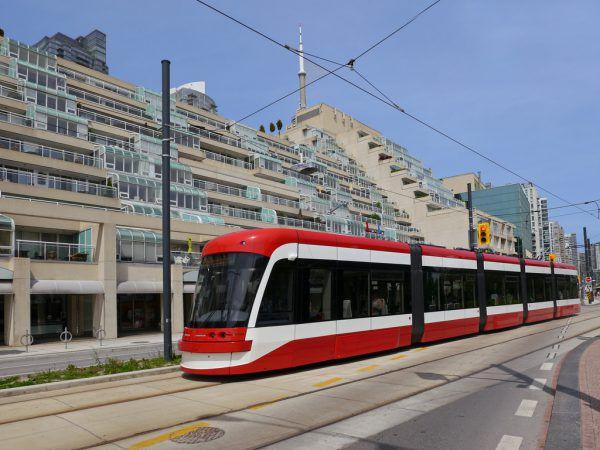 Tram-Trains könnten künftig im Montafon fahren.Symbol, Archiv, Shutterstock