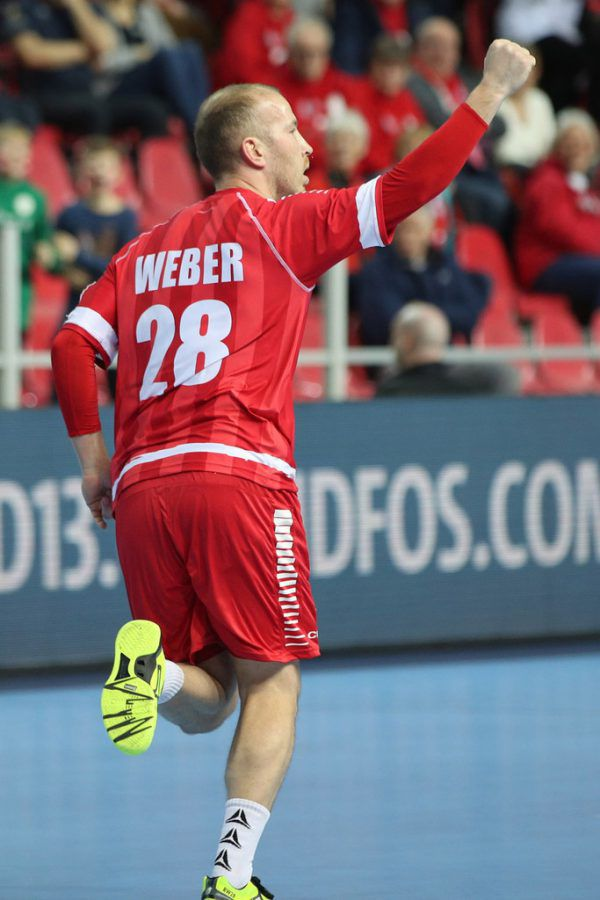 Robert Weber am Weg Richtung Weltmeisterschaft.Gepa