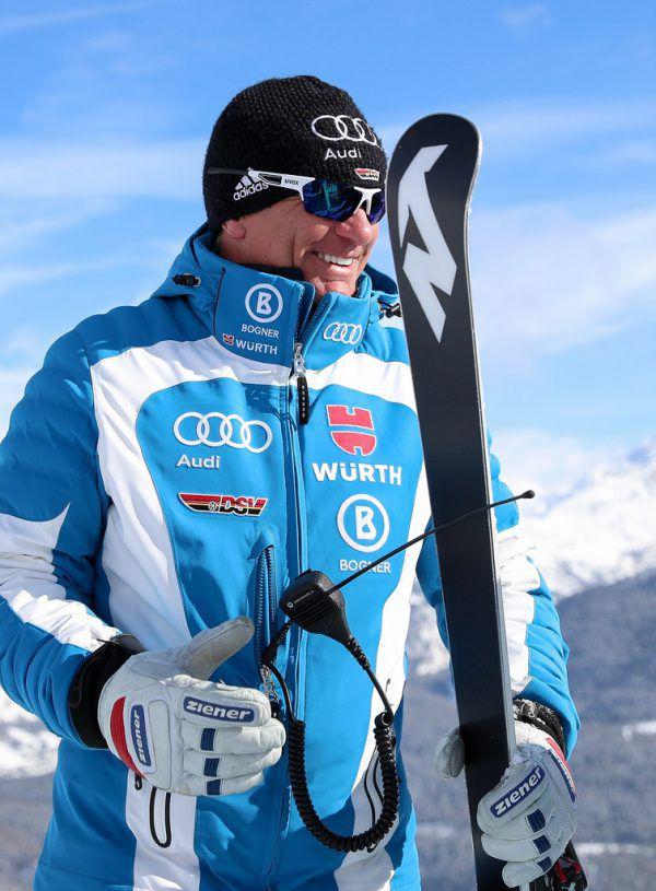 Wolfgang Maier kritisiert das IOC.Gepa