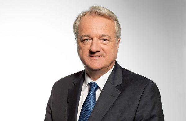 ZF-Konzern-CEO Dr. Konstantin Sauer.ZF