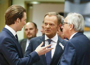 Strafzölle ausgesetzt: Aufatmen bei EU-Gipfel