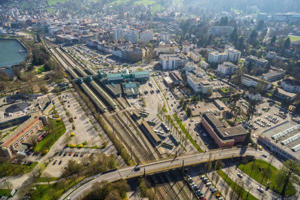 Über das Budget stimmten die Stadtvertreter in Bregenz am Dienstag ab.Oliver Lerch (2), Klaus Hartinger