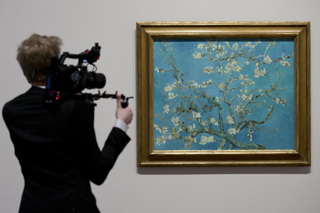 Vincent Van Gogh Und Die Japanische Kunst Neue Vorarlberger Tageszeitung