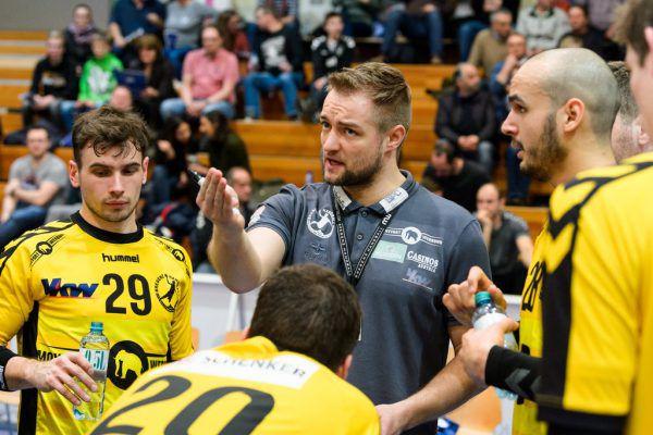 Jörg Lützelberger möchte seinen Umgang mit den Spielern an die Mentalität in Österreich anpassen.Stiplovsek /Archiv