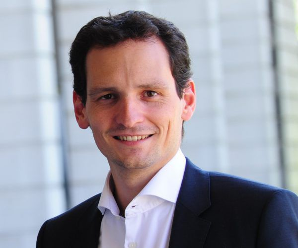 Stadtrat Julian Fässler. Serra