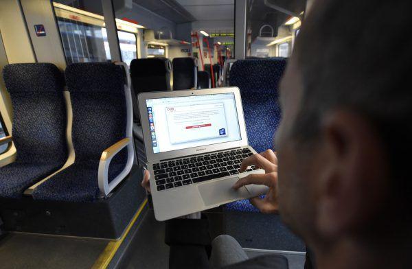 Auf rund 1500 Kilometern entlang der Bahnstrecken werden bis Mitte 2019 Optimierungen vorgenommen.APA/Fohringer