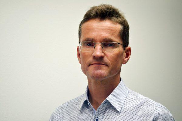 Bernd Klisch ist Fachbereichsleiter der Caritas Flüchtlingshilfe.Caritas