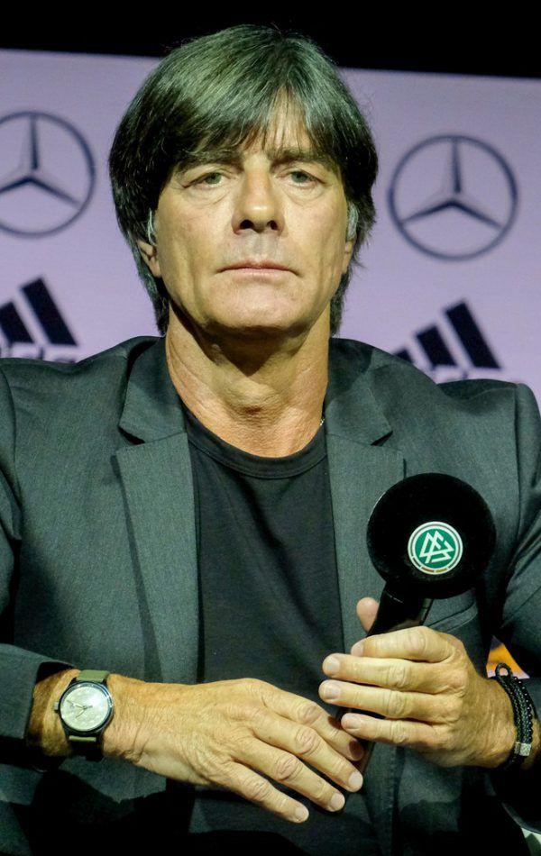 Bundestrainer Joachim Löw fand klare Worte.Apa