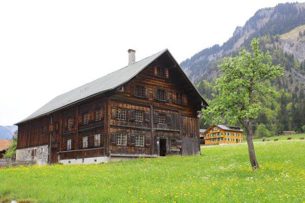 Das Klosertal Museum in Wald am Arlberg. NEUE/Hofmeister