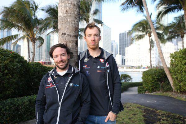 David Bargehr und Lukas Mähr.GEPA