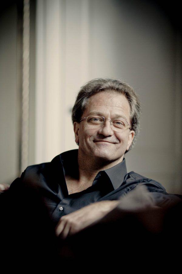 Der Abschied von Korsten als Chefdirigent naht. Marco Borggreve