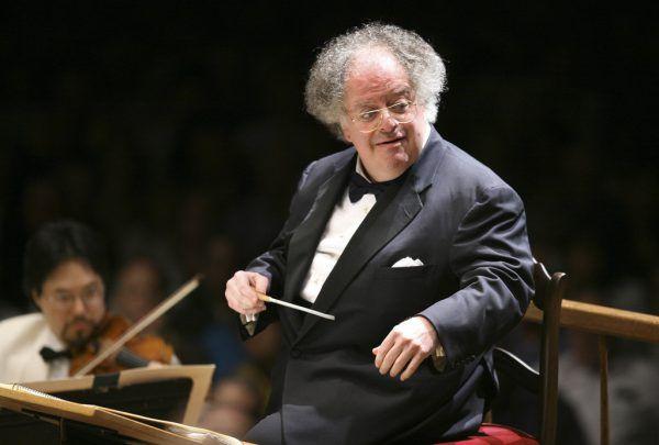 Der Star-Dirigent James Levine.AP-Archiv