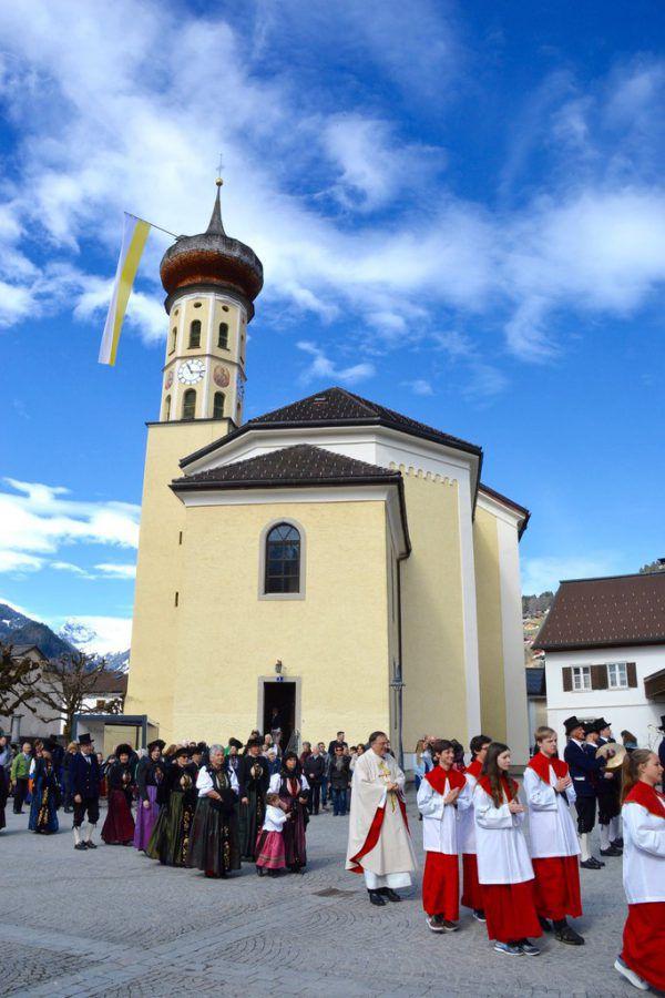 Die Glocken von 1921 sollen ersetzt werden. ©Gerhard Scopoli