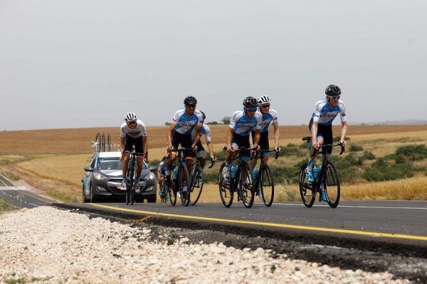 Die Straßen in Israel sind Neuland für den Giro d'Italia.Apa