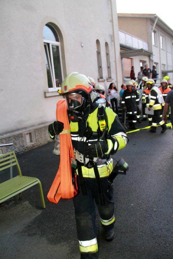 Feuerwehren probten für den Ernstfall. Veranstalter