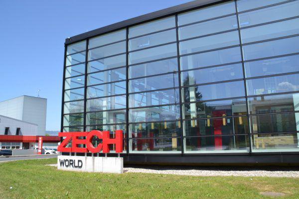 Gegen zwei Unternehmen der Zech-Gruppe wurden Sanierungsverfahren eröffnet. Archiv/Bergauer