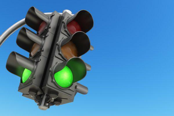 Grünes Licht für den Sanierungsplan.Symbol/Shutterstock