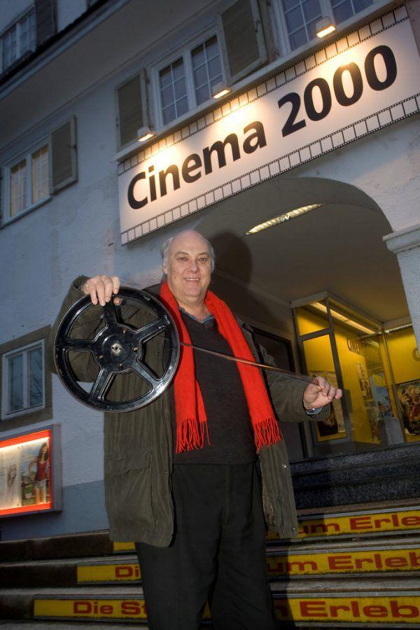 Im Cinema 2000 ist der Filmkulturclub stationiert. NEUE/Archiv