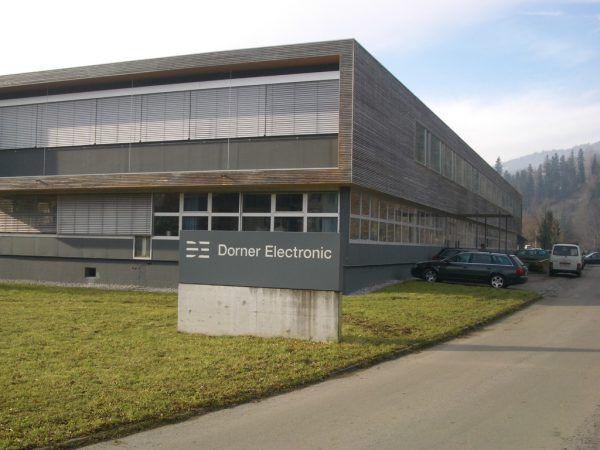 Im Geschäftsjahr 2017 erzielte Dorner Electronic einen Umsatz von 11,8 Millionen Euro.  NEUE/Archiv