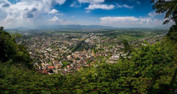 Vor allem im Rheintal ist das Bevölkerungswachstum enorm.Stiplovsek