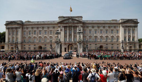 In London werden zahlreiche Fans zur Hochzeit erwartet.
