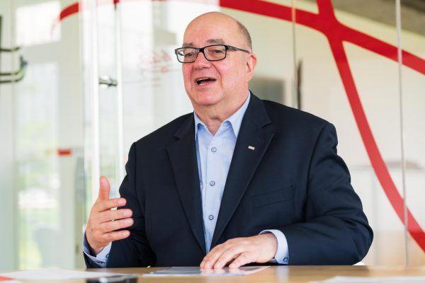 Leitet seit über zehn Jahren den Verein Neustart Vorarlberg, der unter anderem für Bewährungshilfe zuständig ist: Winfried Ender.Dietmar Stiplovsek