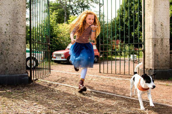 Lilli will die Tiere befreien.