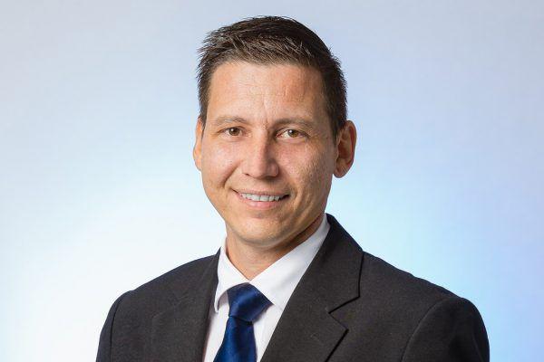 Martin Strasser ist neuer Filialleiter.Sparkasse