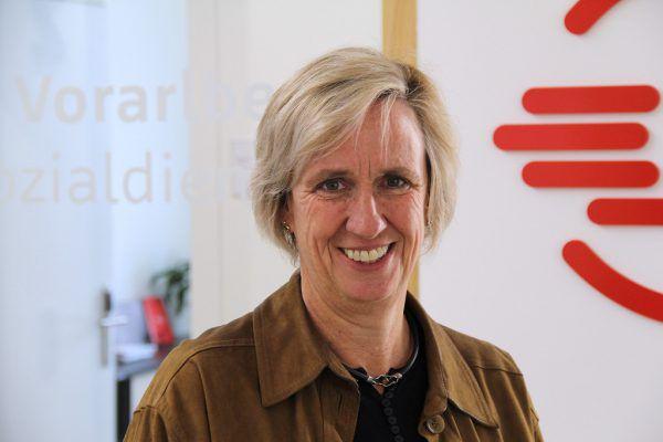 Martina Gasser. ifs