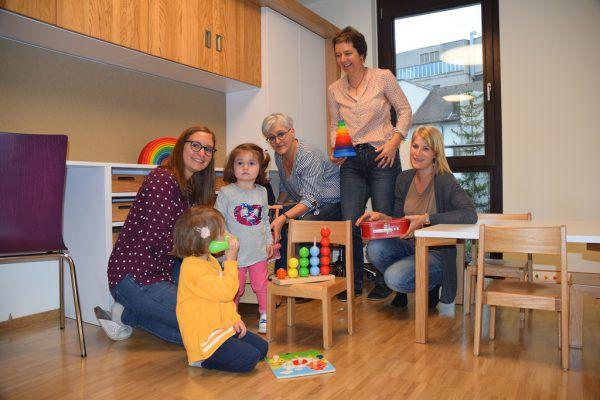 Platz gibt es für bis zu 14 Kinder. Stadt Bludenz