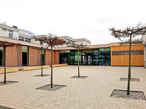 Rund acht Millionen Euro wurden in die Renovierung investiert.Stadt Hohenems (3)
