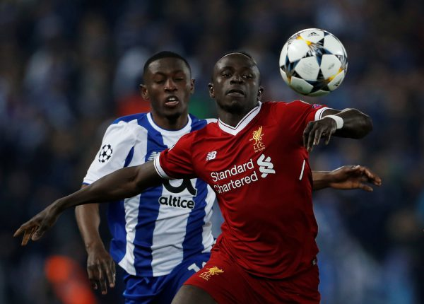 Sadio Mané spielt mittlerweile für den FC Liverpool. Vor nicht allzu langer Zeit stand der Senegalese in der Bundesliga noch dem SCR Altach (im Bild rechts gegen Felix Roth) gegenüber. Für die Nationalmannschaft des Senegal wird der Stürmer zur bestimmenden Figur der WM 2018 in Russland werden.AFP, Reuters, GEPA
