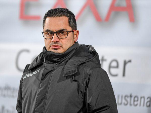 Sportdiektor Aydin Akdeniz erklärte mit Saisonende seinen Rücktritt.GEPA/Lerch