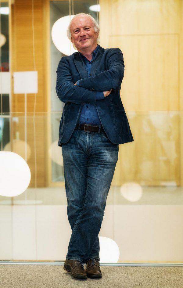 Stefan Allgäuer arbeitet seit 32 Jahren beim ifs. Ende des Jahres geht er in den Ruhestand.