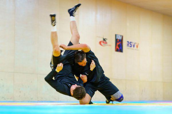 Trotz intensiven Trainings reichte es für Peter nicht. Stiplovsek/Archiv
