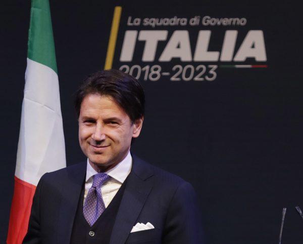 Unerfahren, aber bereit, es zu versuchen: Conte soll Chef der Populisten-Koalition werden. AP
