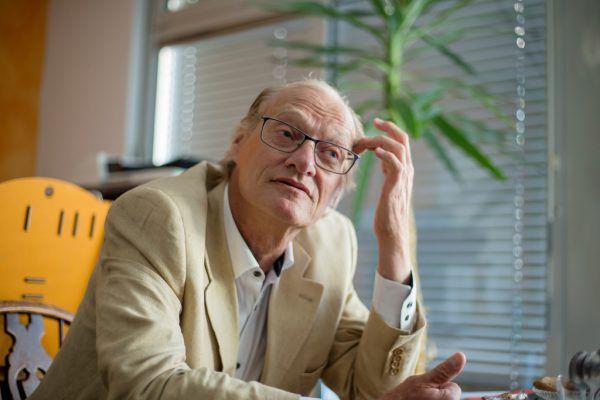 Zeigt Unverständnis angesichts der Neuregelung: Michael Diettrich, Sprecher der Vorarlberger Armutskonferenz. NEUE-Archiv/Paulitsch