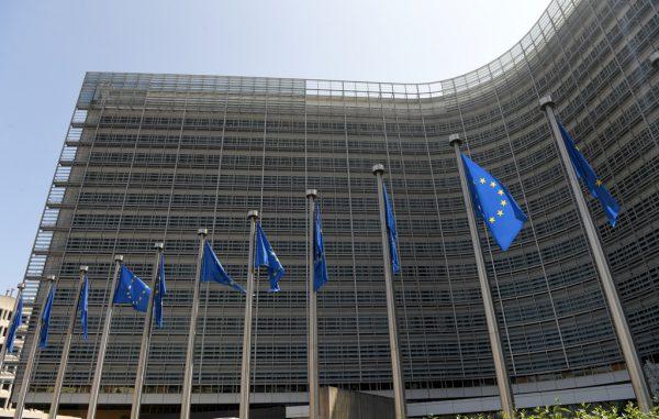 Sitz der EU-Kommission in Brüssel. APA/SCHLAGER