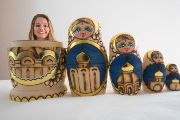 Isabella Pipal ist Unternehmensberaterin in Russland.