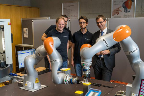 Vor einem Jahr ist die Digital Factory Vorarlberg in Dornbirn eröffnet worden.