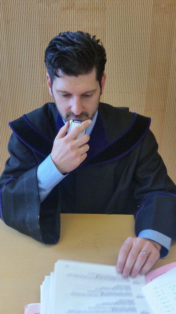 Richter Martin Mitteregger.Dünser