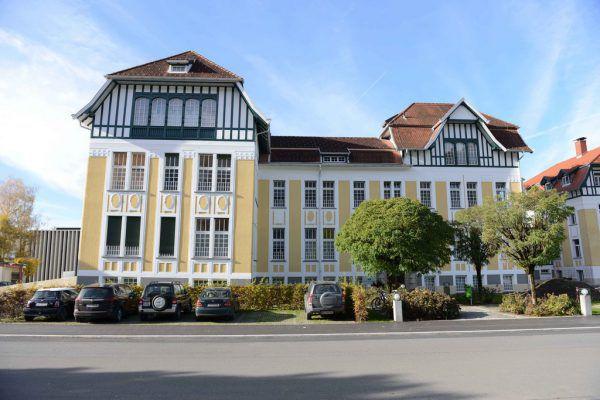 36,6 Millionen Euro fließen in die Kliniken. LKH Feldkirch, LKH HOhenems