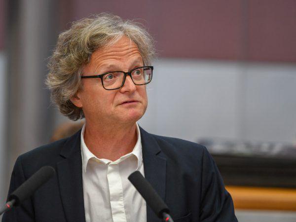 Adi Gross (Grüne) fordert Stellungnahme von Landeshauptmann Markus Wallner.Oliver Lerch